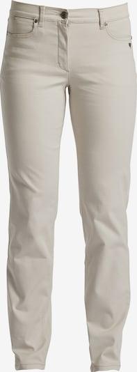 LauRie Stoffhose 'Charlotte' im 5-Pocket-Style in beige, Produktansicht