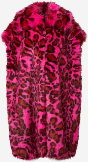 DIESEL Weste 'L-WEEKY-SP' in pink, Produktansicht