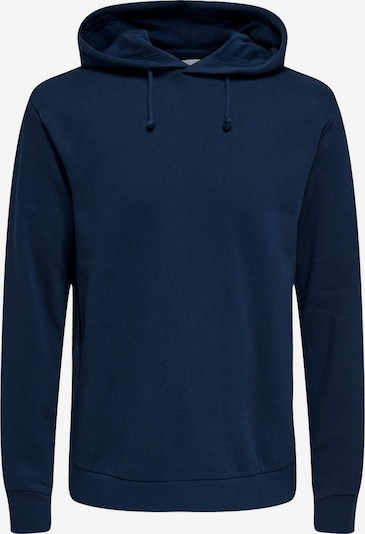 Only & Sons Sweatshirt in navy: Frontalansicht