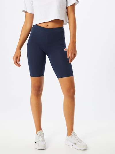 Leggings 'Tour' ELLESSE pe navy / culori mixte, Vizualizare model