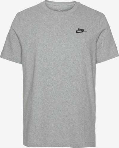 Nike Sportswear Tričko - sivá melírovaná / čierna, Produkt