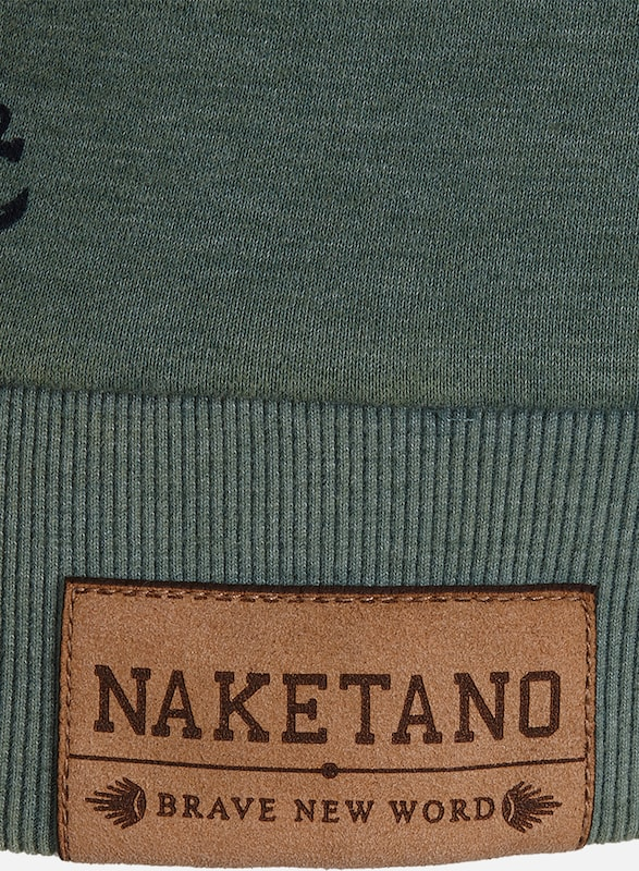 naketano Sweatshirt Rise Of An Enemy III