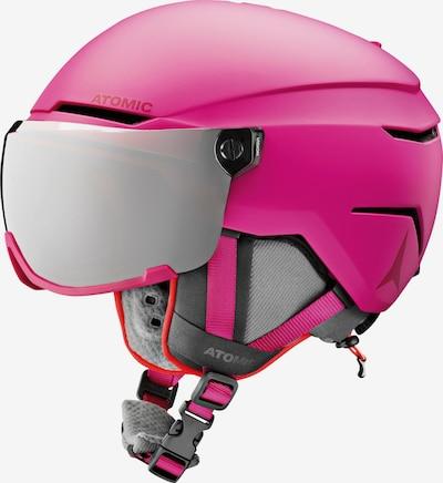 ATOMIC Skihelm 'Savor Visor' in pink, Produktansicht