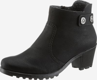 RIEKER Ankle Boots in schwarz, Produktansicht