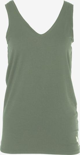 Kismet Yogastyle Tank 'Sumati' in grün, Produktansicht