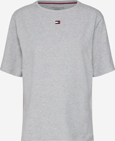 Tommy Hilfiger Underwear Chemise de nuit en gris chiné, Vue avec produit