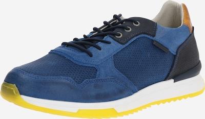 BULLBOXER Sneaker in royalblau / schwarz, Produktansicht