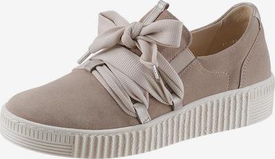 GABOR Sneaker in dunkelbeige, Produktansicht
