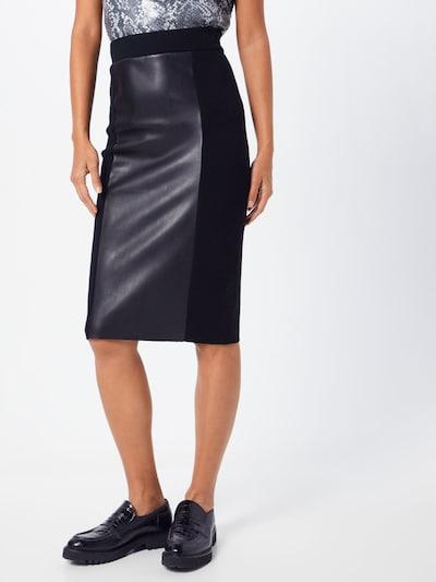DKNY Rock 'PENCIL SKIRT' in schwarz, Modelansicht