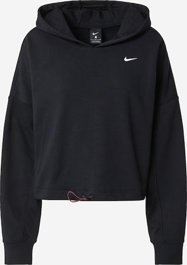 NIKE Sportska sweater majica 'Icon Clash' u crna / bijela, Pregled proizvoda