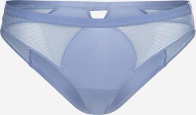 SLOGGI Slip 'Symmetry Cheeky' en bleu violet, Vue avec produit