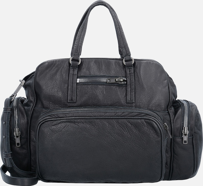 marc o 39 polo handtasche 39 troty 39 in schwarz about you. Black Bedroom Furniture Sets. Home Design Ideas
