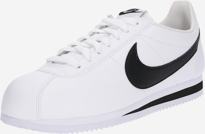 Nike Sportswear Sneakers laag 'Classic Cortez' in de kleur Zwart / Wit, Productweergave
