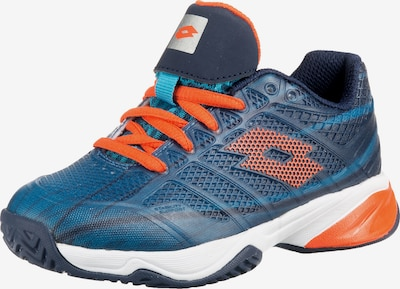 LOTTO Tennisschuhe 'Mirage 300 ALR' in blau / orange, Produktansicht