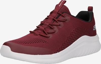 Sneaker low 'ULTRA FLEX 2.0 KELMER' SKECHERS pe roșu burgundy / alb, Vizualizare produs