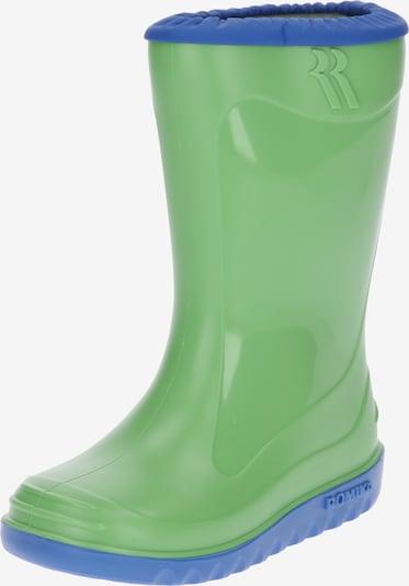 ROMIKA Gummistiefel 'LITTLE BUNNY' in blau / apfel, Produktansicht