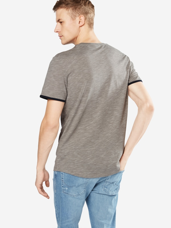JACK & JONES Shirt 'JCOLYKKE TEE SS CREW NECK'