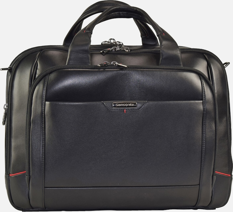 SAMSONITE Pro-DLX 4 LTH Business Aktentasche 44 cm Laptopfach