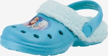 Disney Die Eiskönigin Hausschuh in Blau