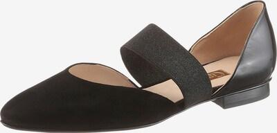 GABOR Riemchenballerina in schwarz, Produktansicht