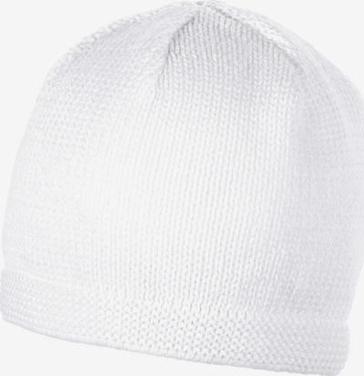 Megzta kepurė iš STERNTALER , spalva - balta, Prekių apžvalga