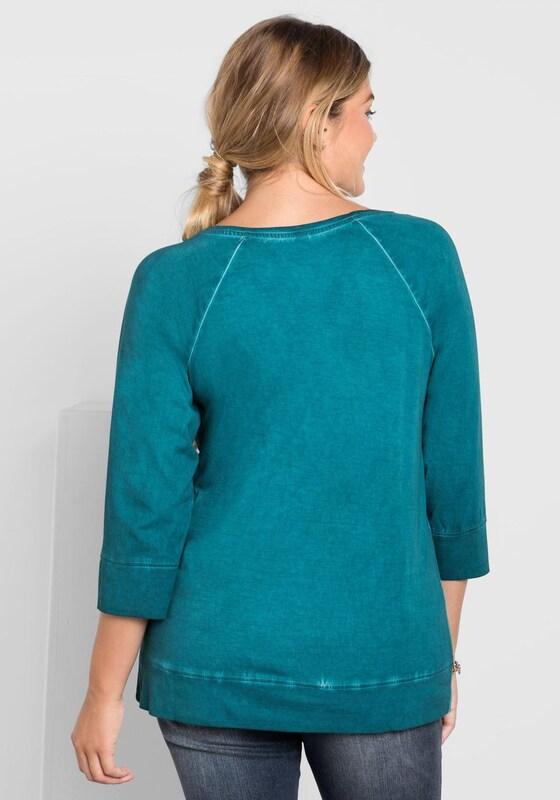 Sheego Casual 3/4-arm-shirt