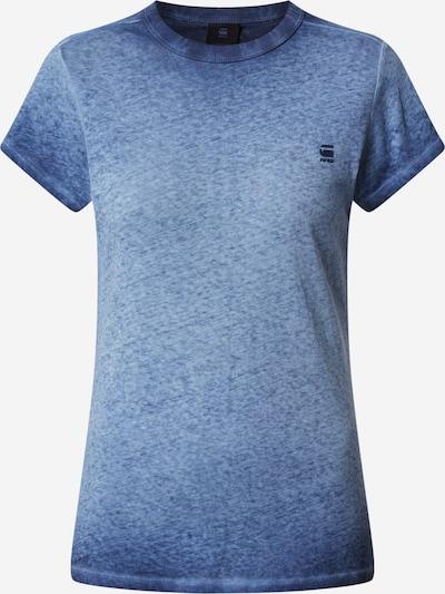 G-Star RAW Shirt 'Eyber' in de kleur Nachtblauw, Productweergave