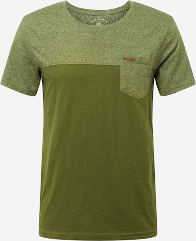 Key Largo T-Shirt 'TERMINAL' en kaki, Vue avec produit