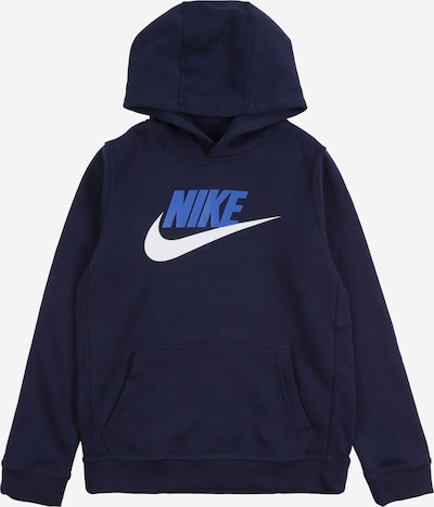 Megztinis be užsegimo 'CLUB + HBR PO' iš Nike Sportswear , spalva - tamsiai mėlyna, Prekių apžvalga