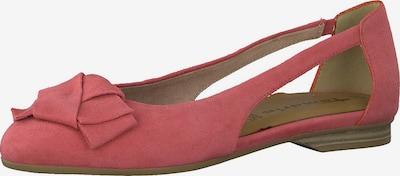 TAMARIS Ballerina in rosé, Produktansicht