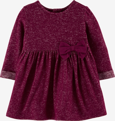 Carter's Sweatkleid + Slip in beere, Produktansicht