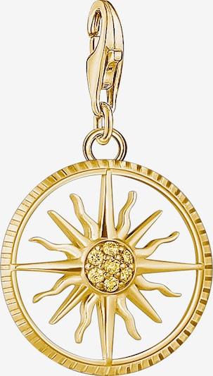 Thomas Sabo Anhänger 'Sonne klein' in gold, Produktansicht