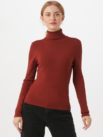 ONLY Sveter 'Karol' - červená, Model/-ka