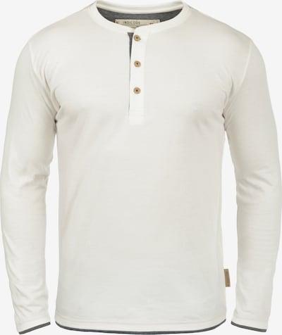 INDICODE JEANS Rundhalsshirt 'Gifford' in weiß, Produktansicht