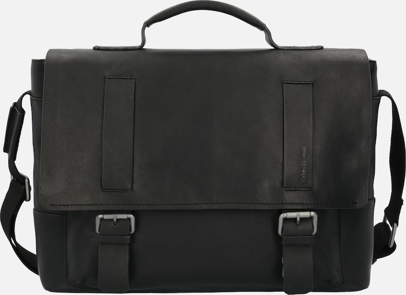 Strellson Turnham Briefcase Leather 40cm Laptop Compartment