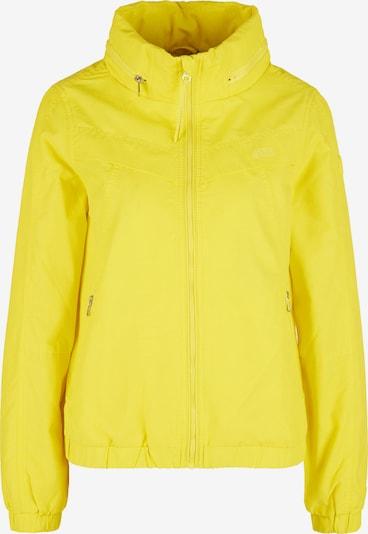 Q/S designed by Blouson in gelb, Produktansicht