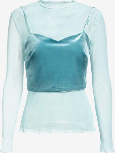 APART Shirt in türkis / pastellblau, Produktansicht