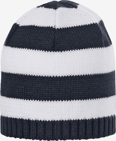 STERNTALER Mütze in marine / weiß, Produktansicht