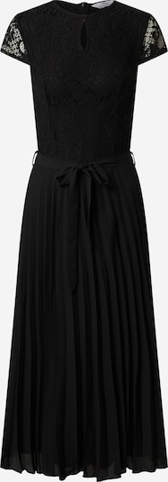 Dorothy Perkins (Tall) Haljina 'BLACK ALICE PLEAT DRESS' u crna, Pregled proizvoda