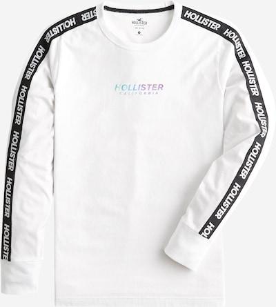 fekete / fehér HOLLISTER Póló, Termék nézet