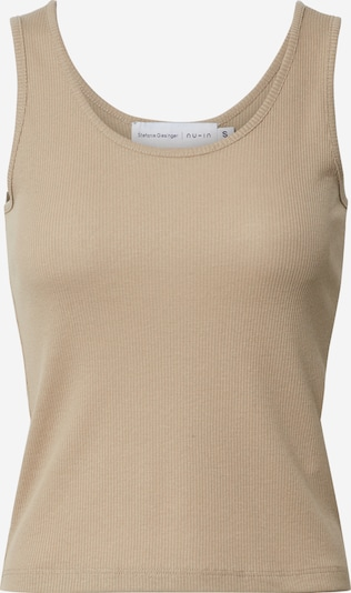 NU-IN Top in beige, Produktansicht