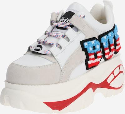 Buffalo London Sneaker in rot / weiß, Produktansicht