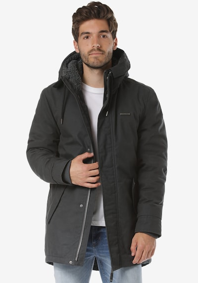 Ragwear 'Mr Smith' Jacke in basaltgrau, Produktansicht