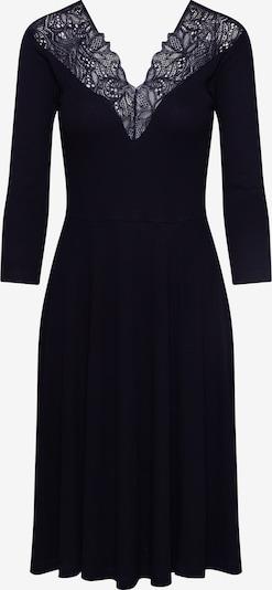 ABOUT YOU Obleka 'Lisette' | črna barva: Frontalni pogled