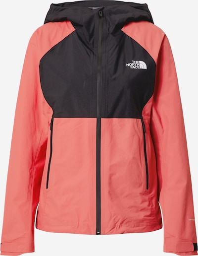THE NORTH FACE Sportjacke 'IMPENDOR' in grenadine / schwarz, Produktansicht
