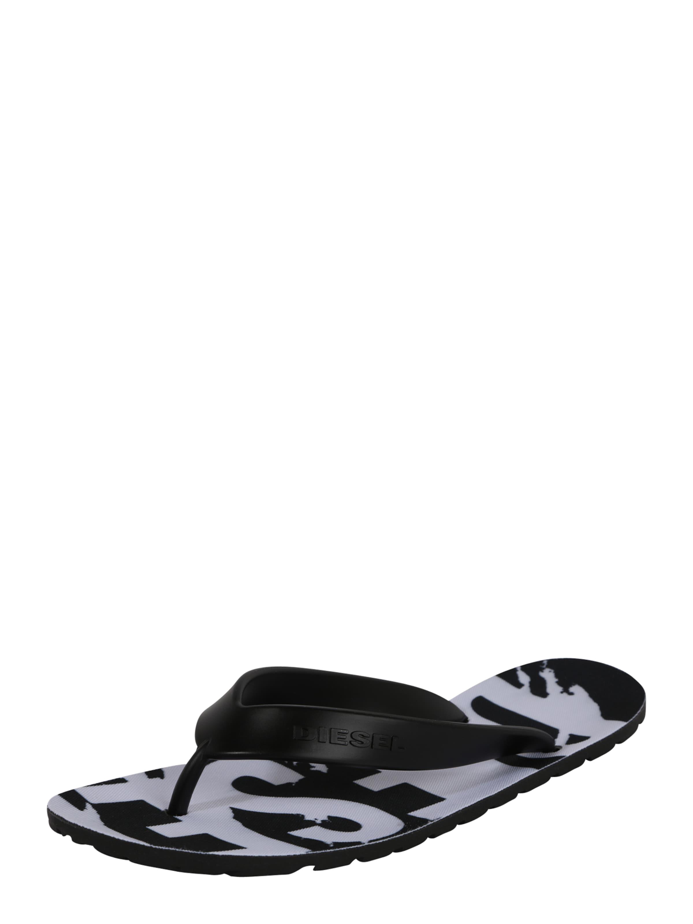 DIESEL Zehentrenner SPLISH Verschleißfeste billige Schuhe