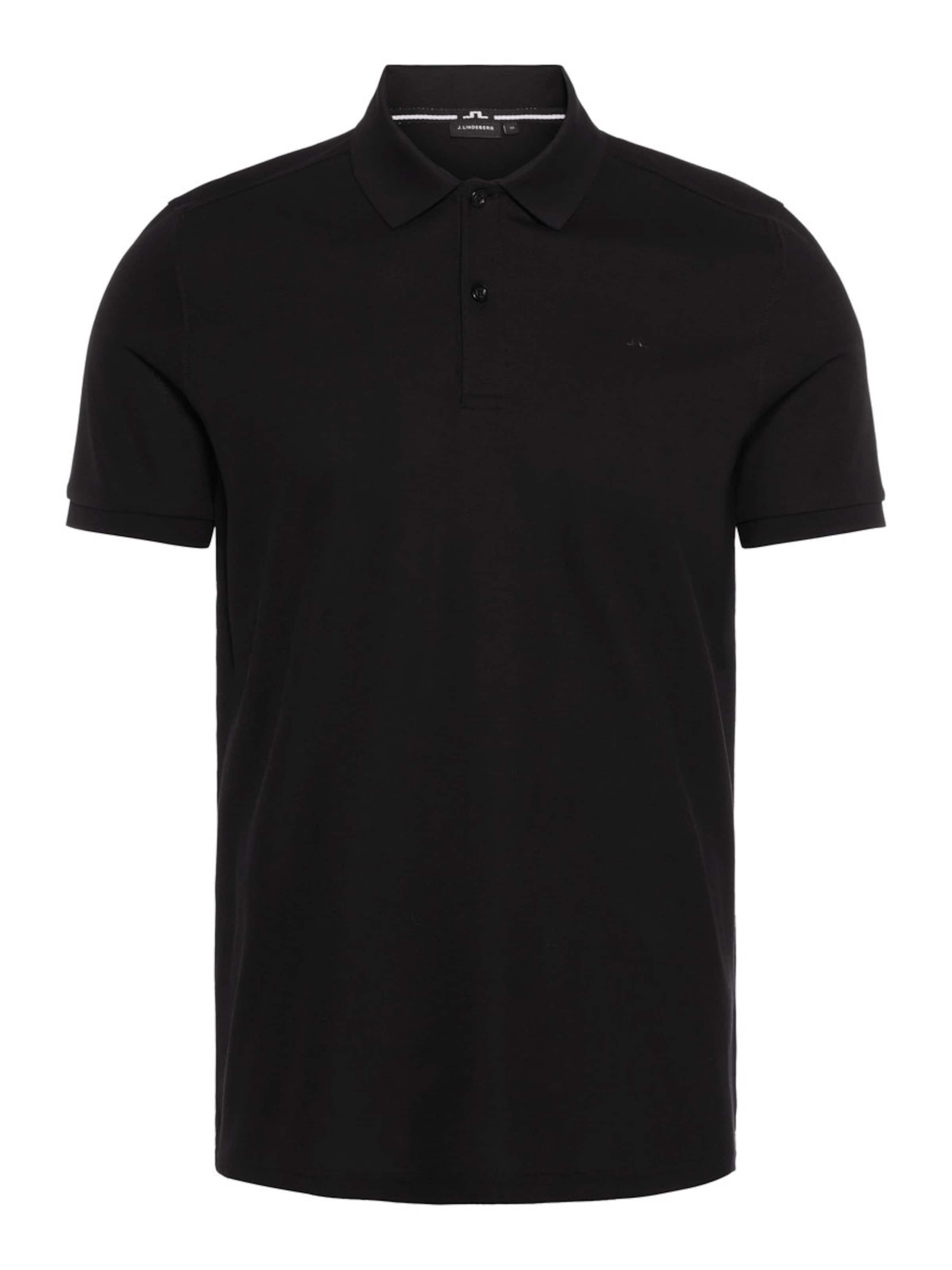 shirt En J lindeberg Noir T 'troy' c3T1FlKJ