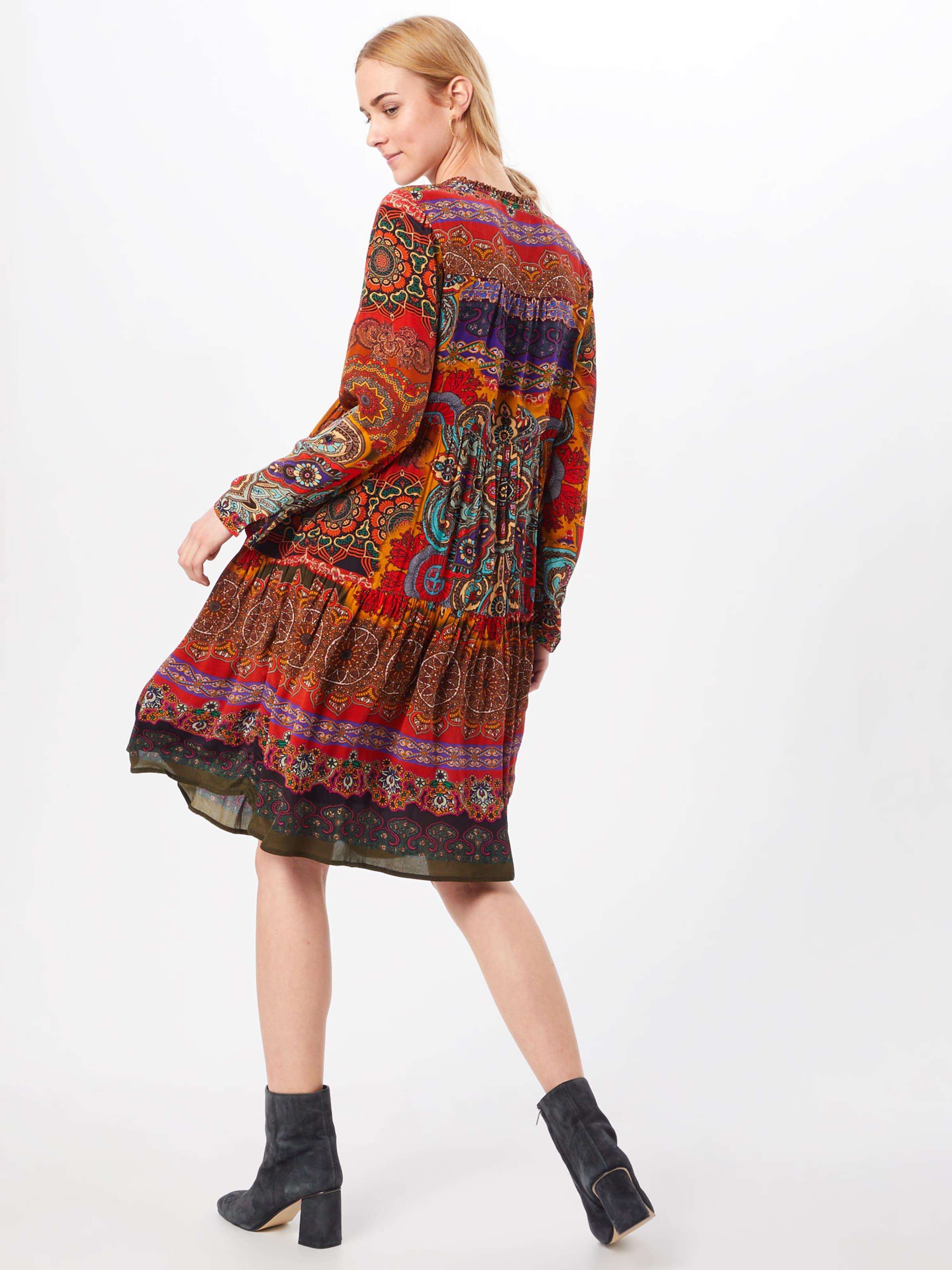 Kleid Goes Hollywood 'marrakesch' In Mischfarben Princess QrChxtsd
