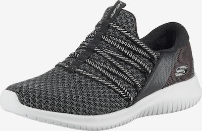 SKECHERS Sneaker in schwarz / weiß, Produktansicht