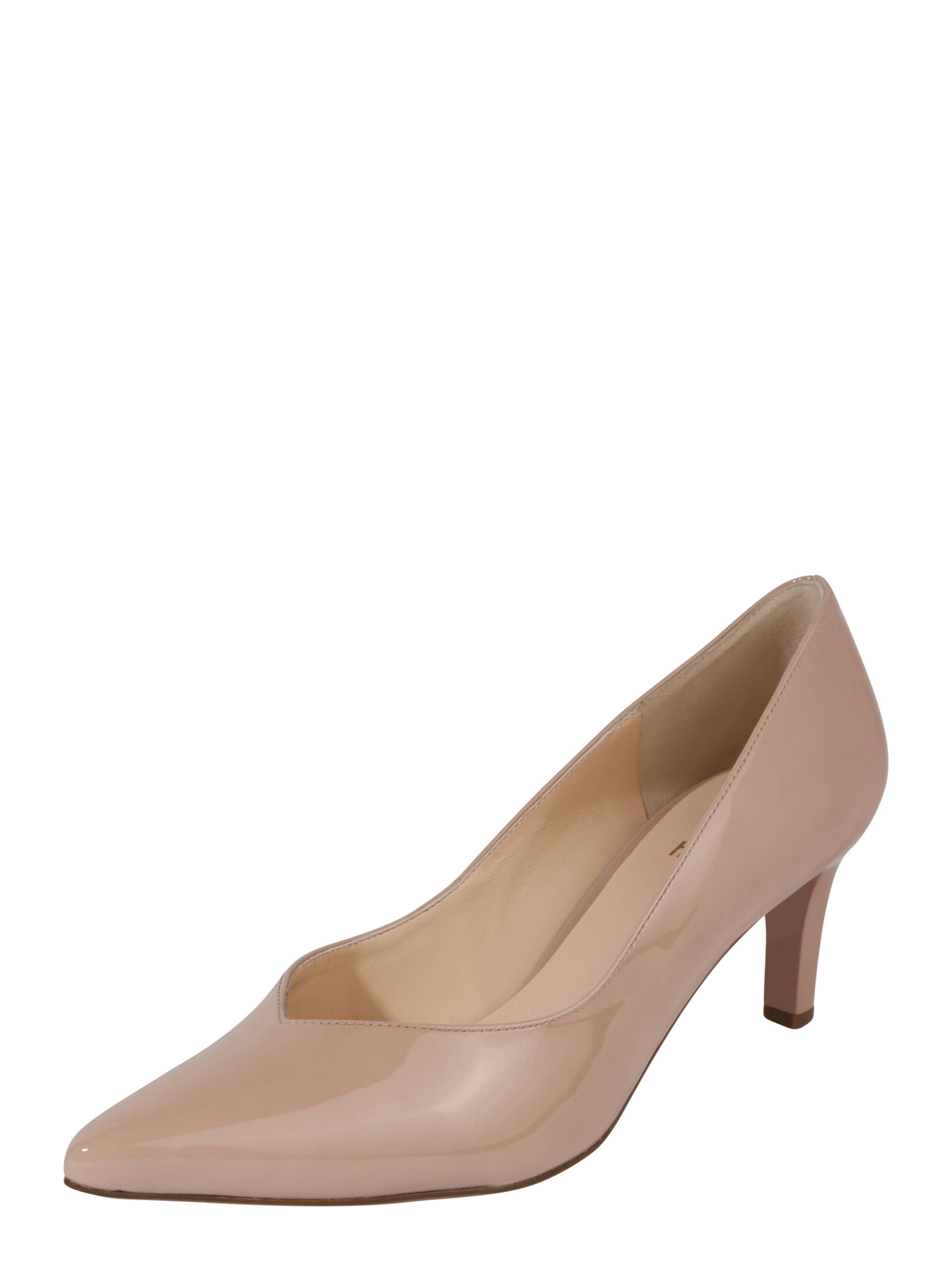 Högl Spitzer Lackpump Verschleißfeste billige Schuhe